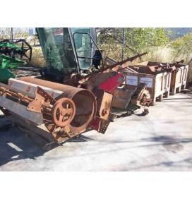 Piezas cosechadora siniestro Laverda 2350