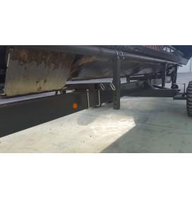 Cosechadora Claas Lexion 460