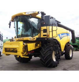 Cosechadora New Holland CX 880