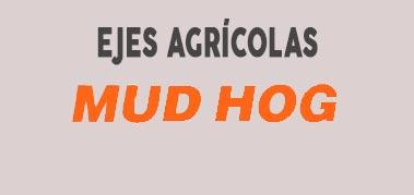Ejes agrícolas Mud Hog