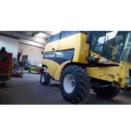 Cosechadora New Holland CS 540