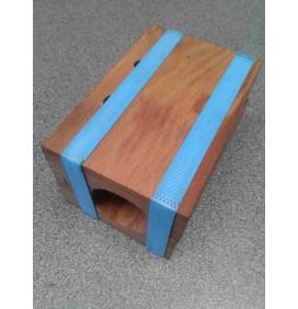 Cojinete madera  adaptable  John Deere serie z