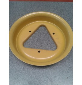 Plato chapa garganta  adaptable para New Holland TC,TX32,64