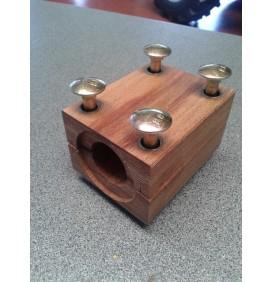 Cojinete madera  adaptable Claas