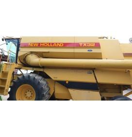 Cosechadora New Holland TX32