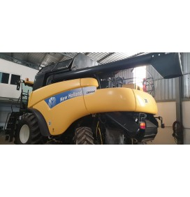 Cosechadora New Holland CR 960-DT