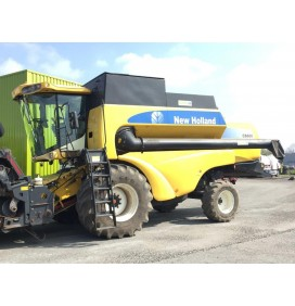 Cosechadora New Holland CS660
