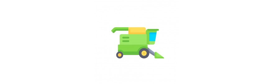 Varios adaptables a cosechadoras