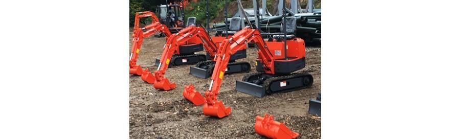 Excavadoras giratorias